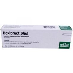 Doxiproct Plus ungüento