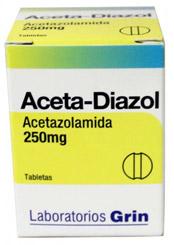 Acetadiazol 250 Mg Tab 30