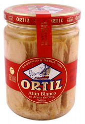 Atún blanco en aceite de oliva