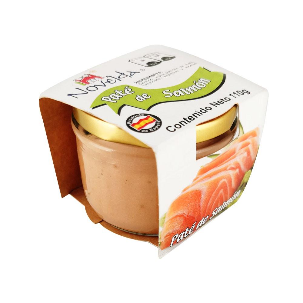 Pate de salmon novelda