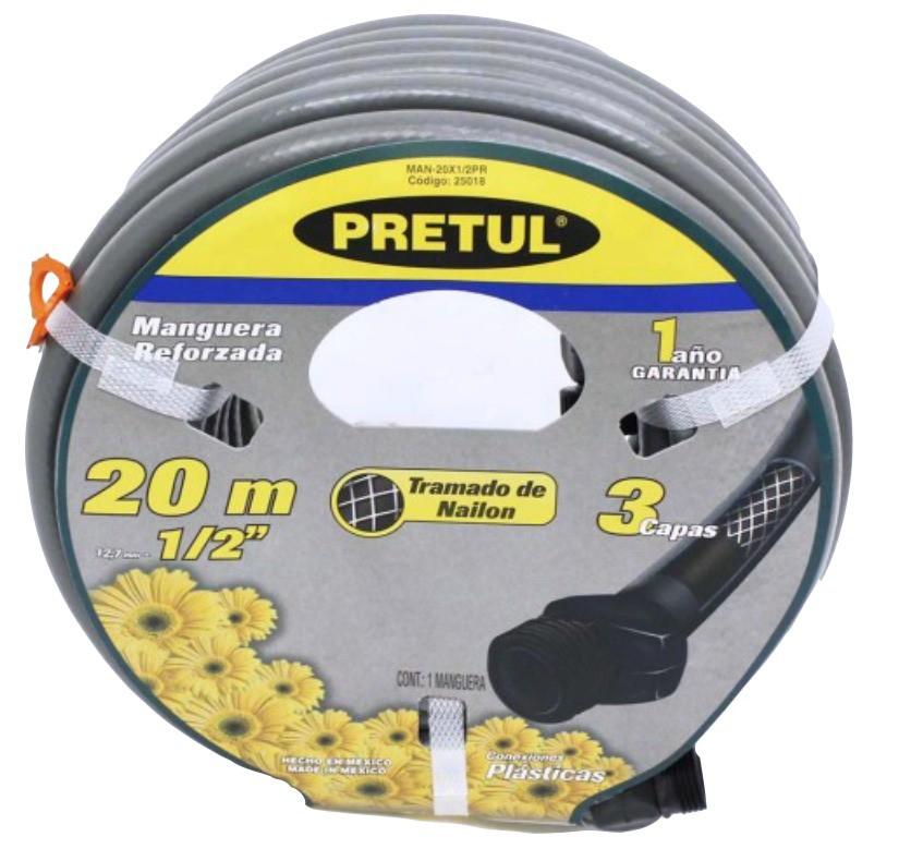 Amarillo Wohlstand 4 Pieza Manguera Conector 1//2 Pulgadas y 3//4 Pulgadas tama/ño 2 Pack pl/ástico Manguera de jard/ín Grifo Conector