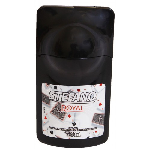 Desod Stefano Royal Cab Roll 50ml