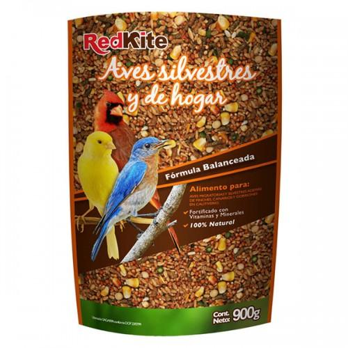 Aves silvestres  y de hogar mezcla