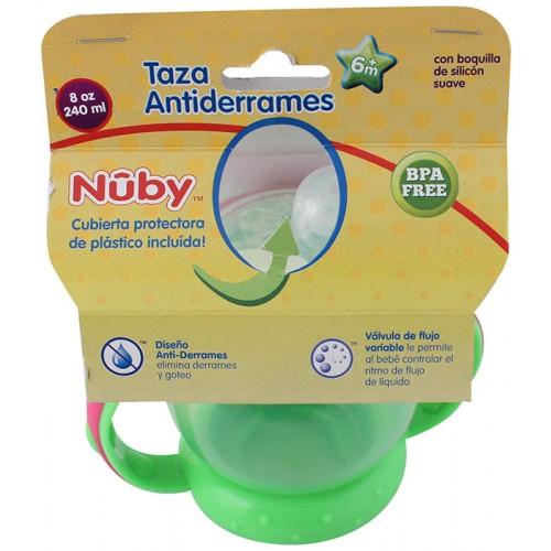 Taza Nuby 9646 Plastico Varios 7 Onzas