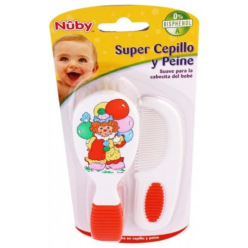 Cepillo Y Peine Nuby 711 1 Pza