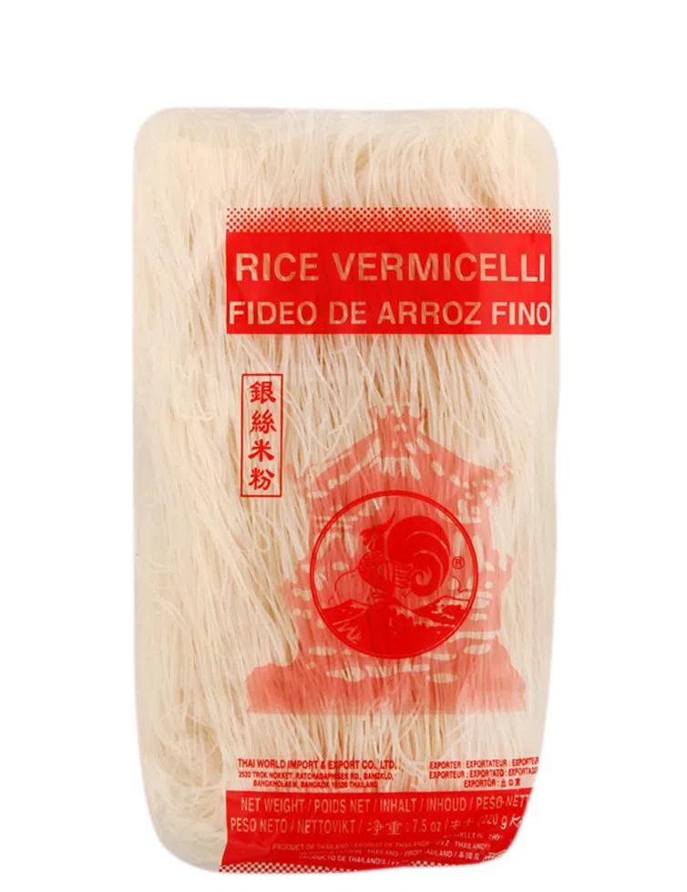 Fideos de arroz fino Bolsa 220 g
