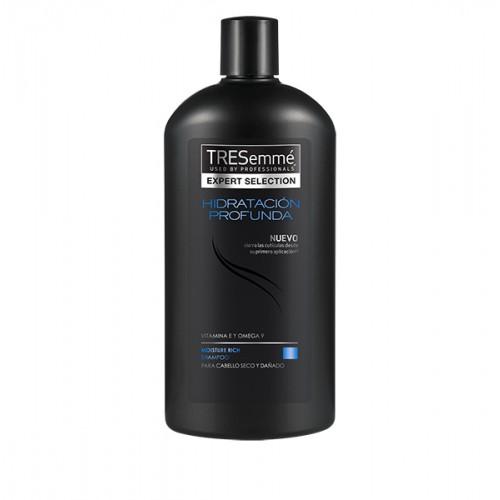 Shampoo hidratación profunda para cabello seco y dañado