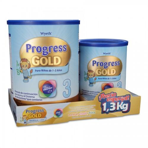 OA Progress Gold 1-3 años precio esp 1,