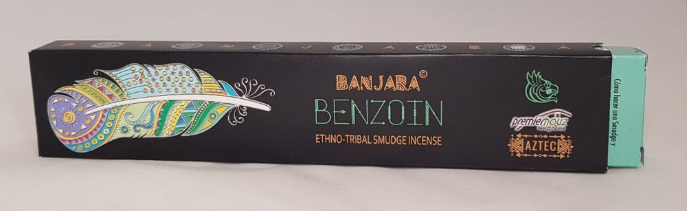 Incienso benzoin