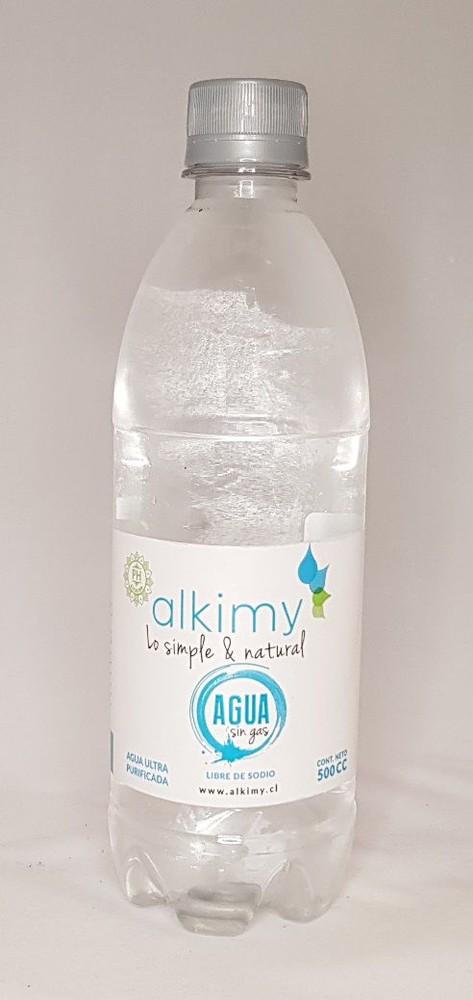Agua ph alcalíno
