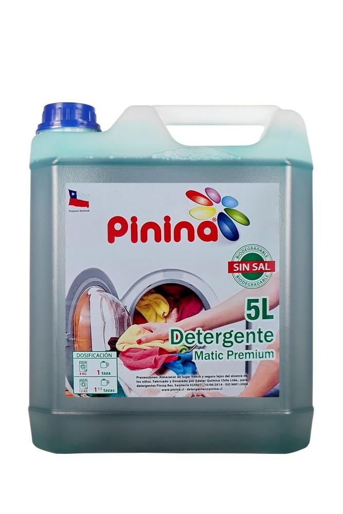 Detergente premium verde