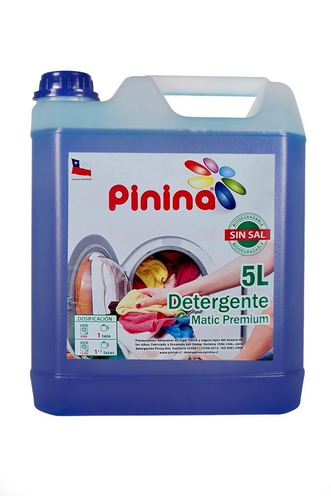 Detergente premium azul
