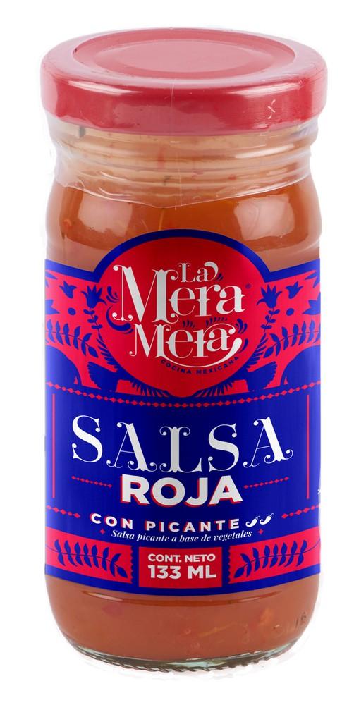 Salsa roja bote 133 ml