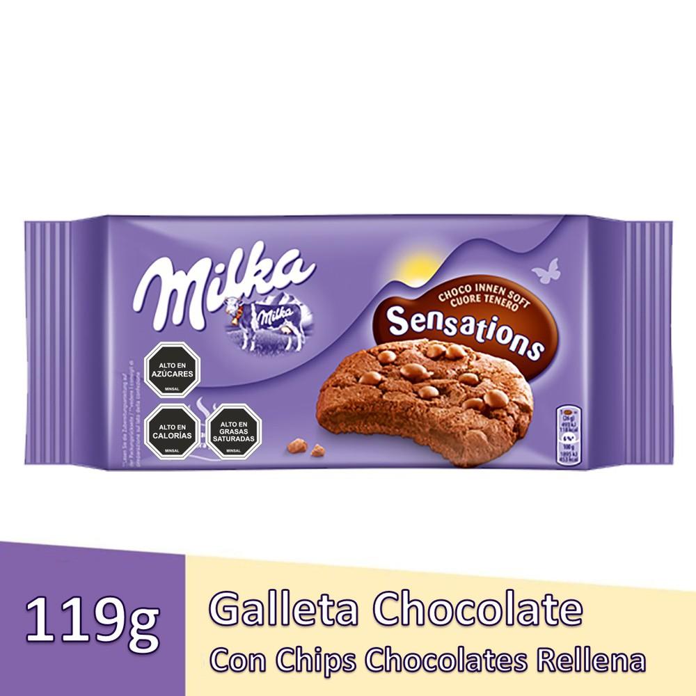Galletas sensations cacao