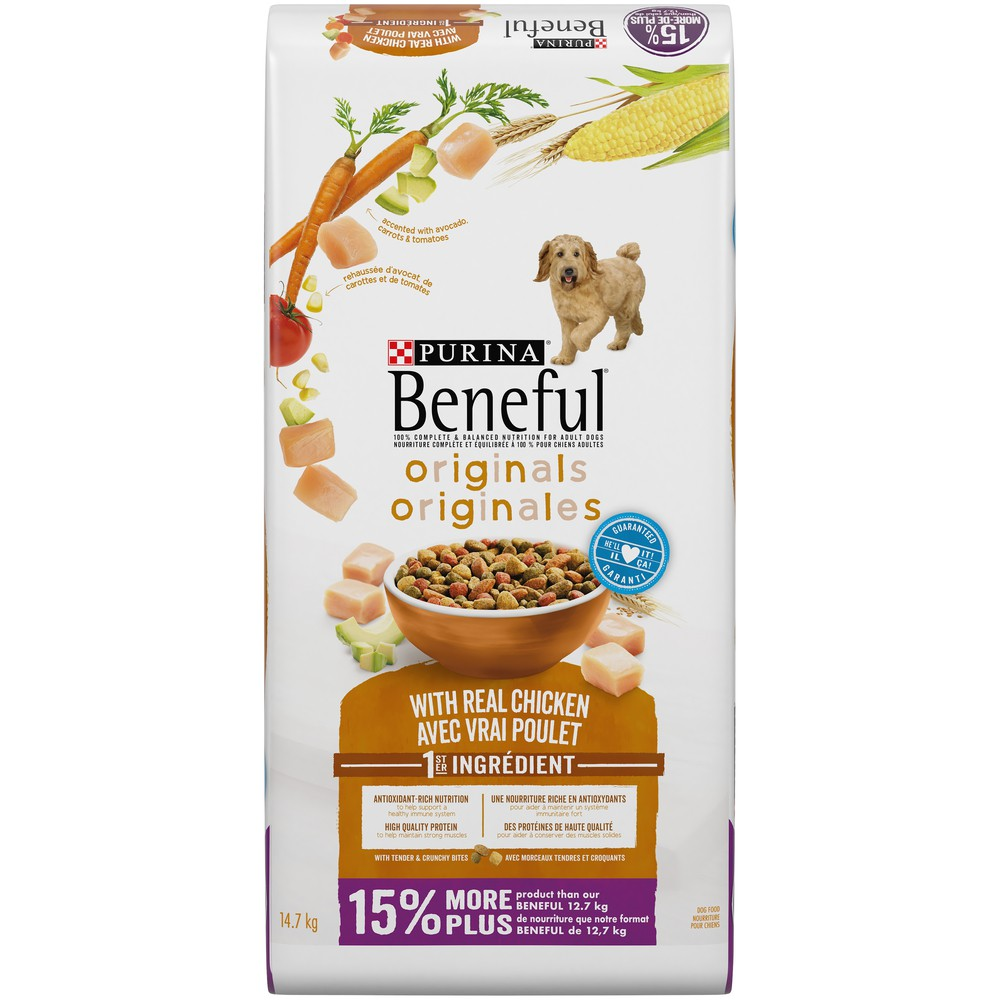 Originals dog food chicken