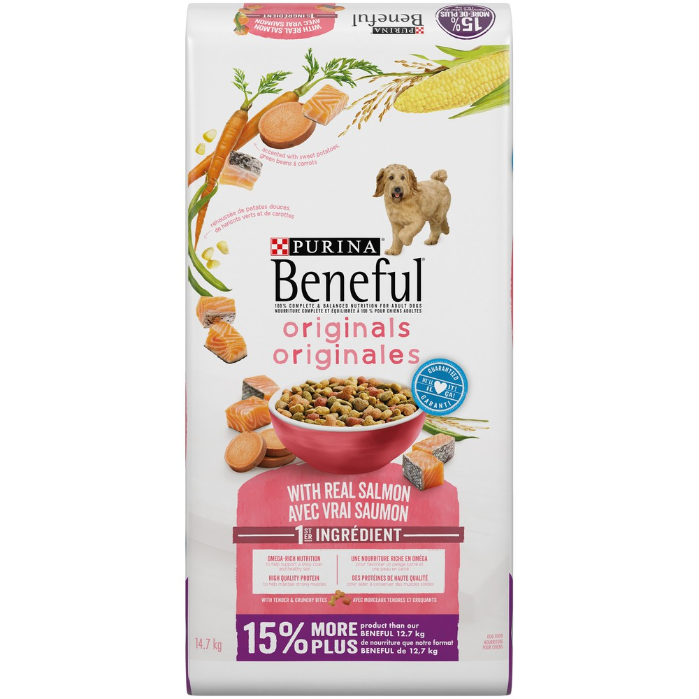 Originals dog food salmon