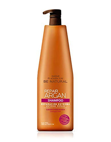 Shampoo Be Natural Repair Argan 1000Ml