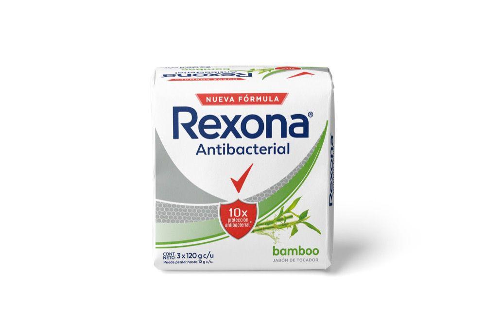 Jabón barra antibacterial bamboo