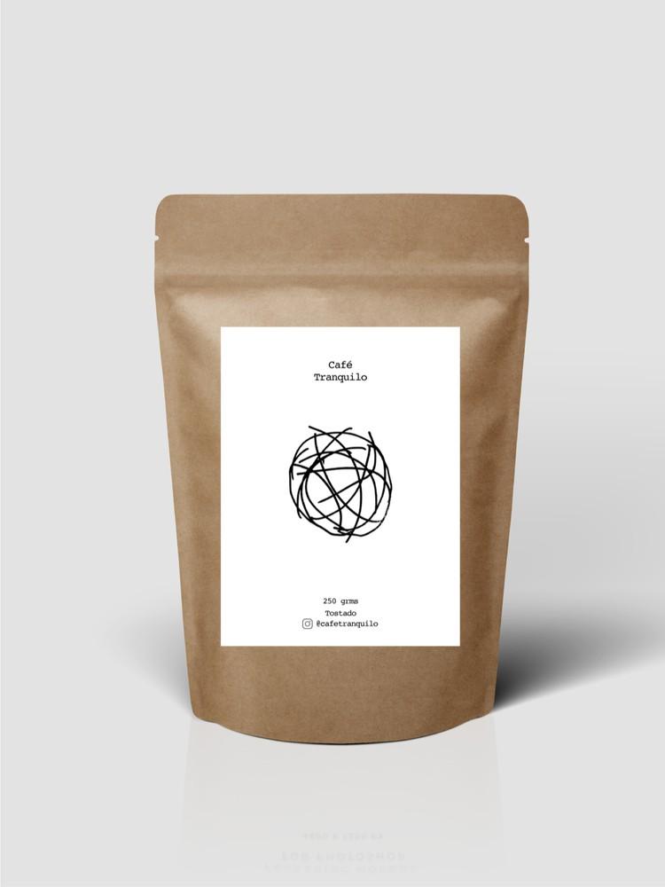 Café tranquilo - molido Bolsa 250 g