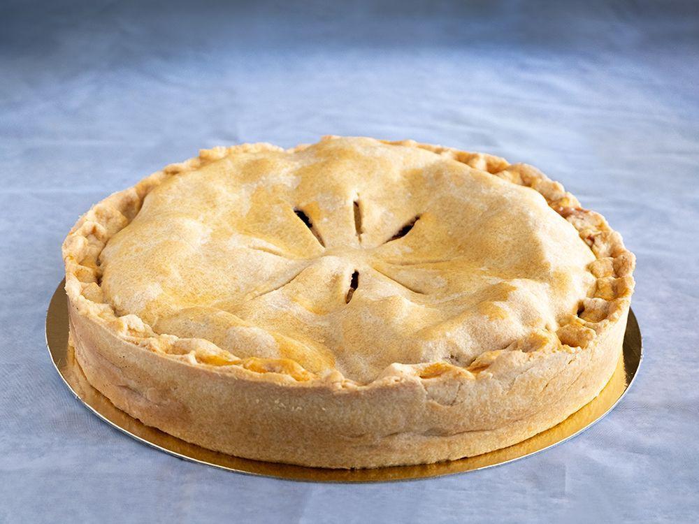 Apple Pie sin azúcar