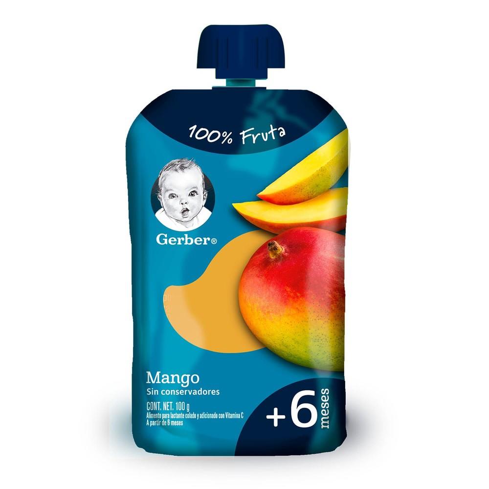 Compota mango pouch