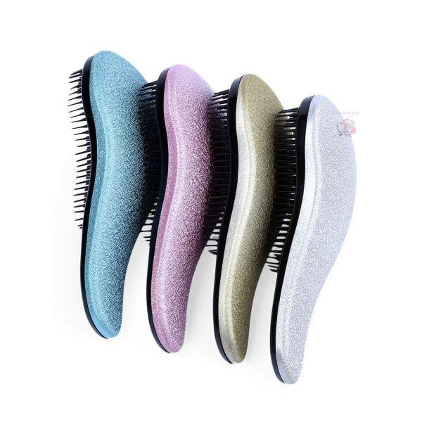 Cepillo desenredante anticaida de cabello y anti frizz