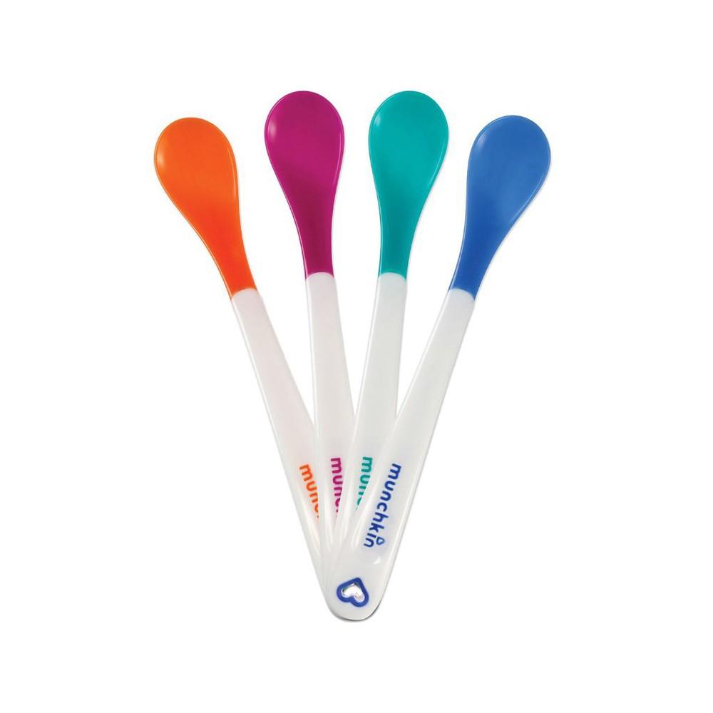Set de 4 cucharas con sensor de temperatura Caja