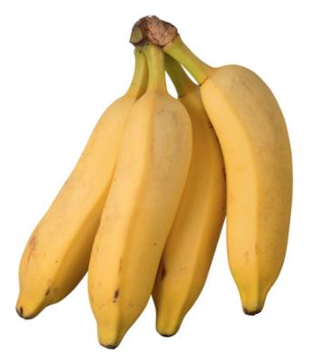 Banana prata pacote