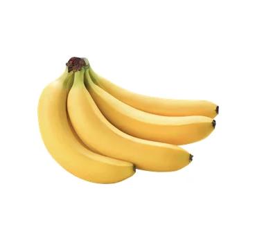 Banana caturra embalada