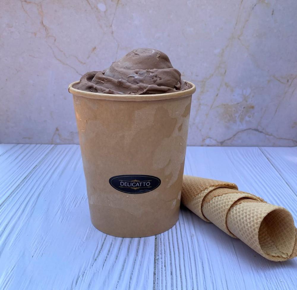 Helado chocolate leche 1 Litro (32 oz)