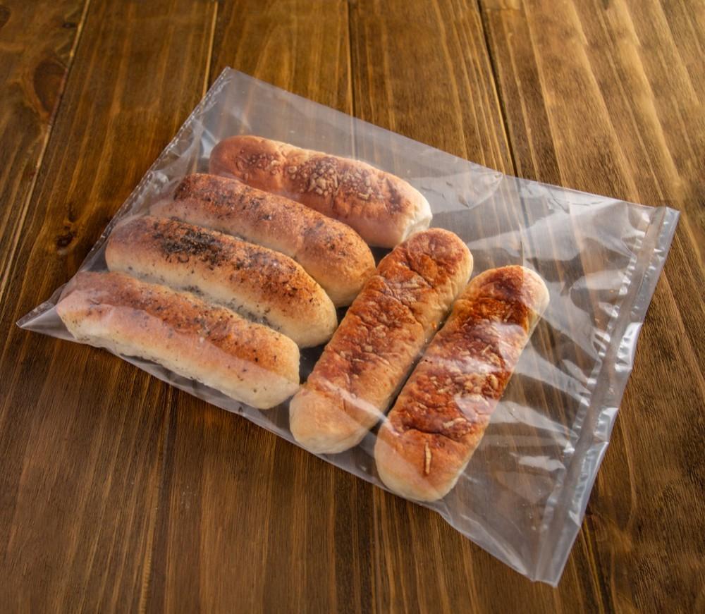Focaccia de Sándwich 1 Bolsa x 6 und