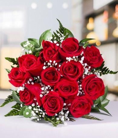 Rosas Rojas x 12 12 Rosas