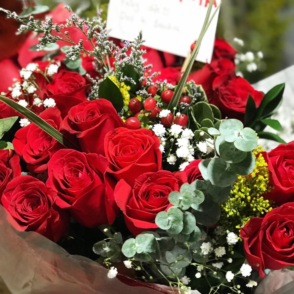 Rosas Rojas x 24 24 Rosas