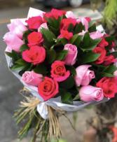 Rosas Colores x 24 24 Rosas