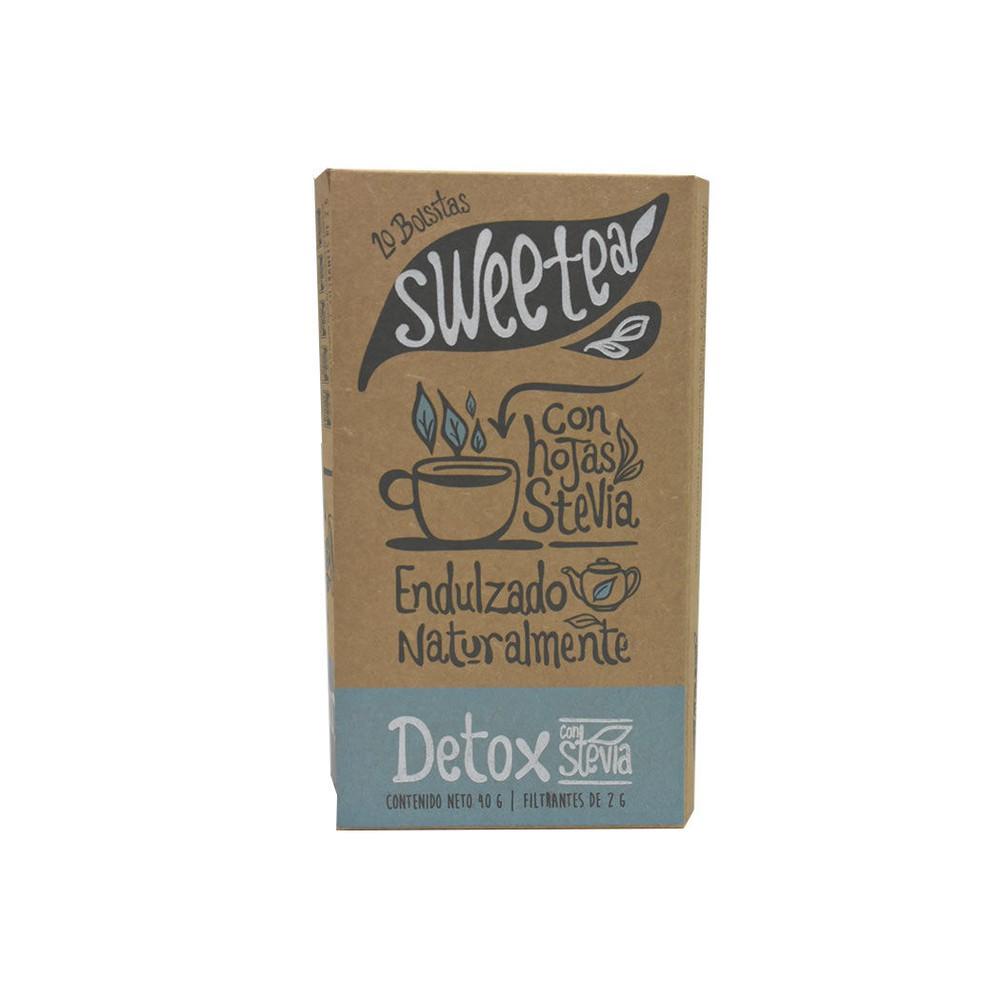 Te detox c/stevia