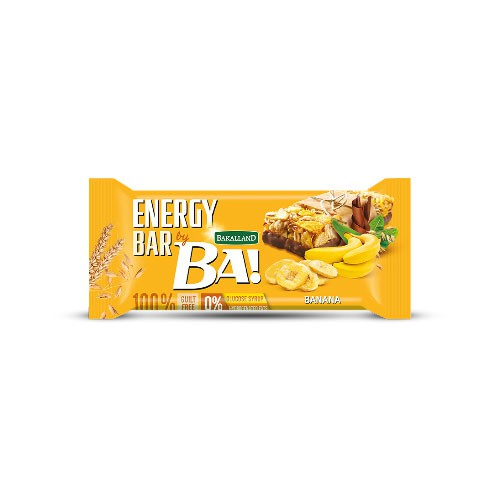 Energy ba! banana y chocolate