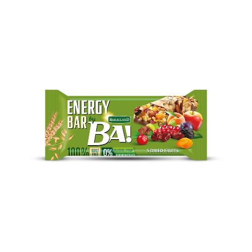 Energy ba! frutas secas