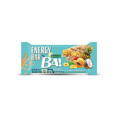Energy ba! frutas tropicales