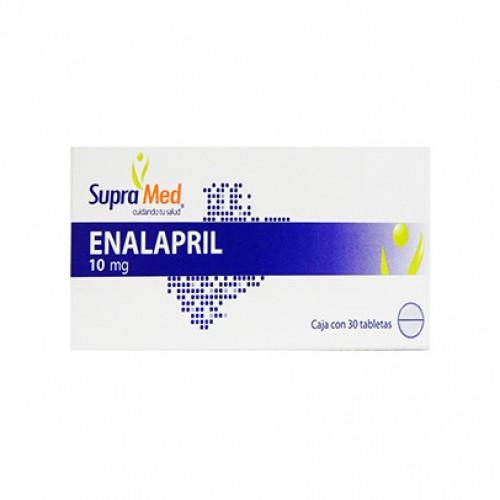 Gi Supramed Enalapril 30 Tab 10 Mg