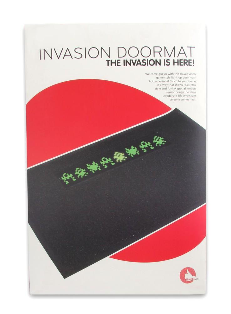Limpiapies space invaders doormat