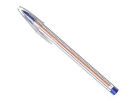 Boligrafo pta fina orange/azul codificado bic 14 CM3