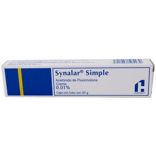Synalar simple 0.01% crema