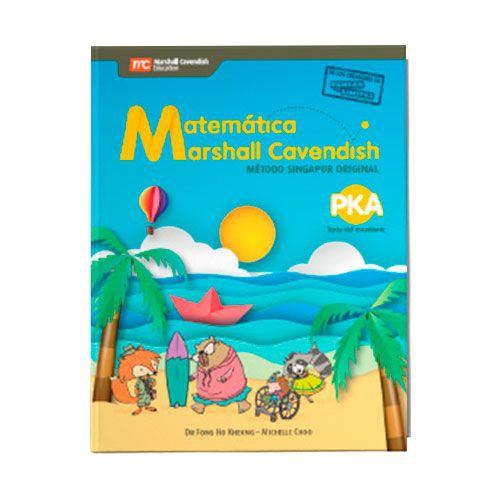 Matemática Marshall Cavendish Prekínder Método Singapur Original