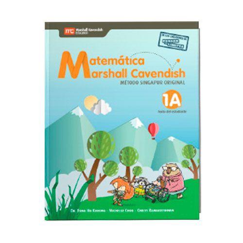 Matemática Marshall Cavendish 1° Método Singapur Original