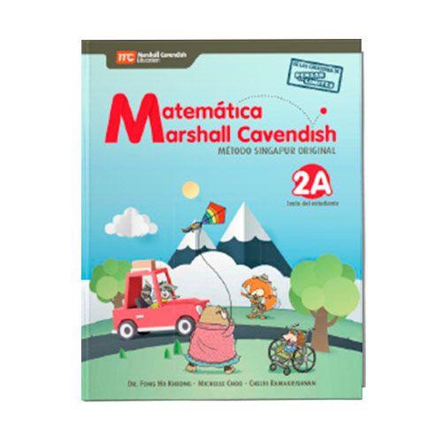 Matemática Marshall Cavendish 2° Método Singapur Original