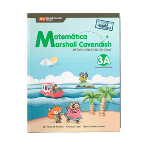 Matemática Marshall Cavendish 3° Método Singapur Original