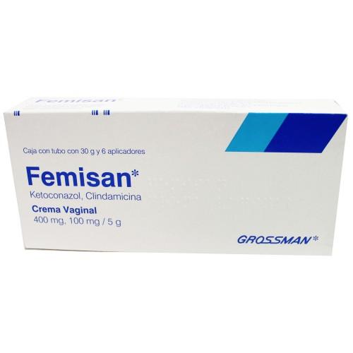 Femisan 30 G Cra Vag C6 Aplic
