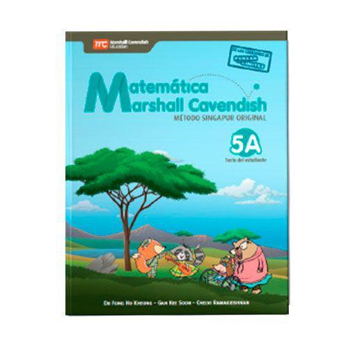 Matemática Marshall Cavendish 5° Método Singapur Original