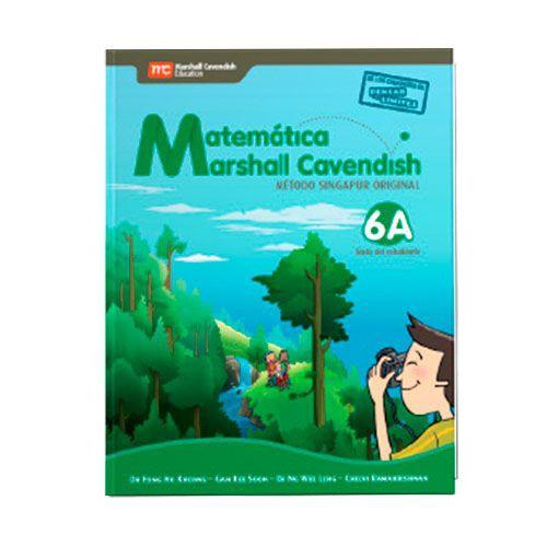 Matemática Marshall Cavendish 6° Método Singapur Original