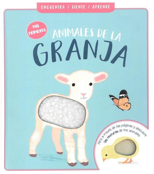 Libro animales de la granja.